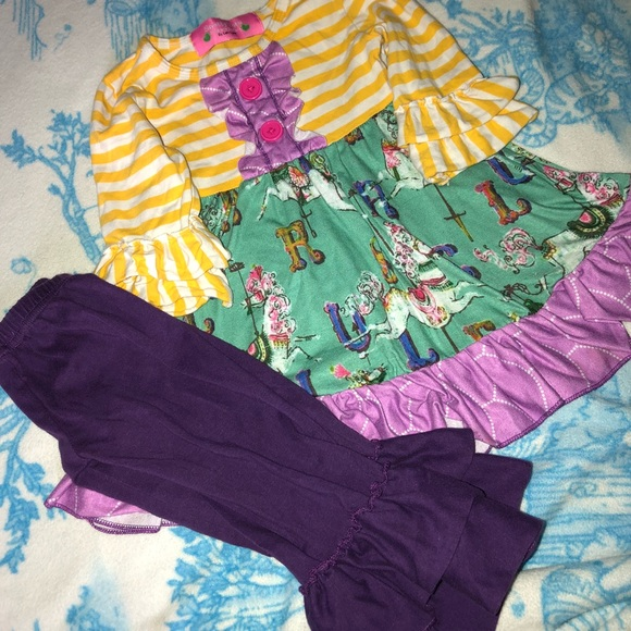 d49b25a00d Snotty Tots Boutique Carnival Outfit XS. M 5b58aebe9e6b5b0faf52b783